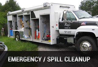 About Emergency/Spill Cleanup