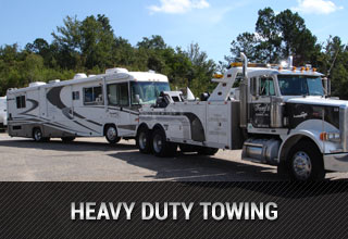 About Heavy Duty Towing