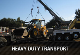 About Heavy Duty Transport