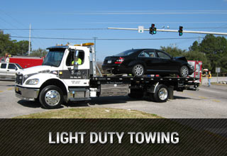 About Light Duty Towing