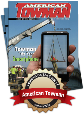 Featured in American Towman