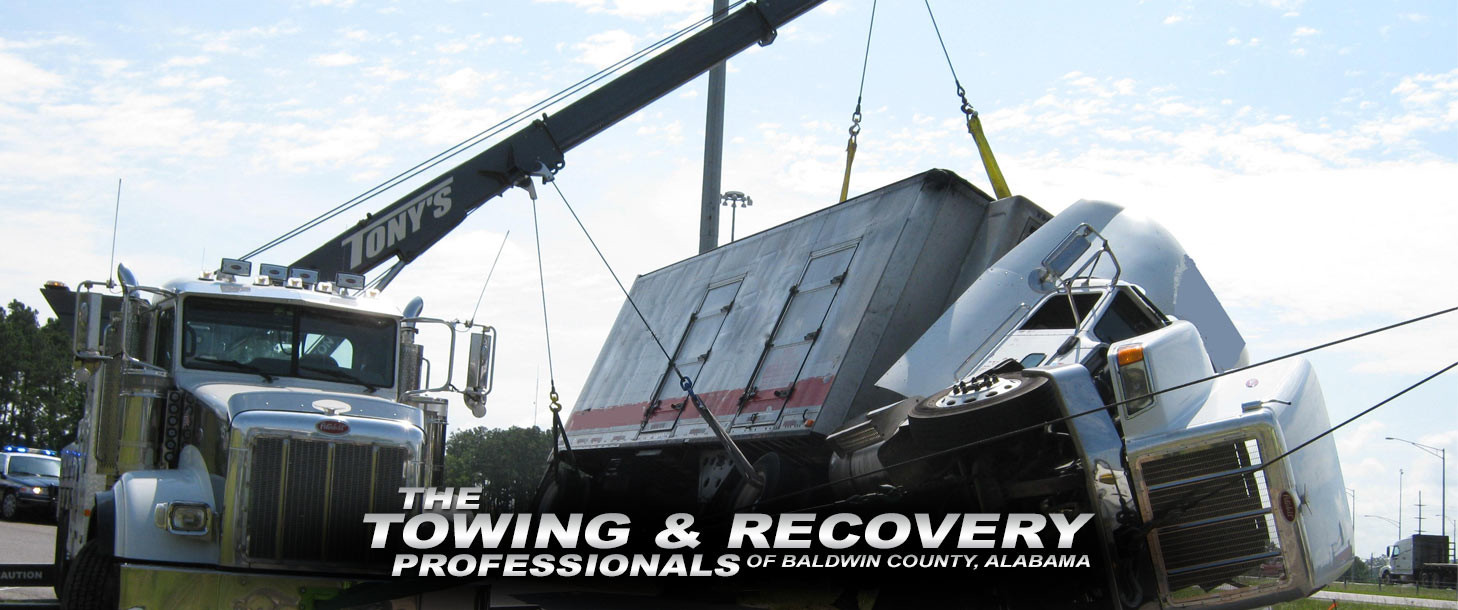 The Towing & Recovery Professionals